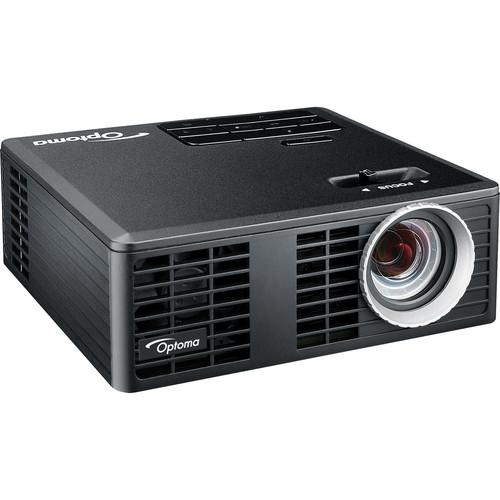 Optoma Technology ML550 3D Ready Mobile LED Projector ML550