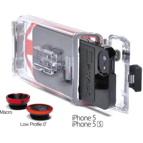 Optrix by Body Glove PhotoX Housing for iPhone 5 / 5s OPT-005