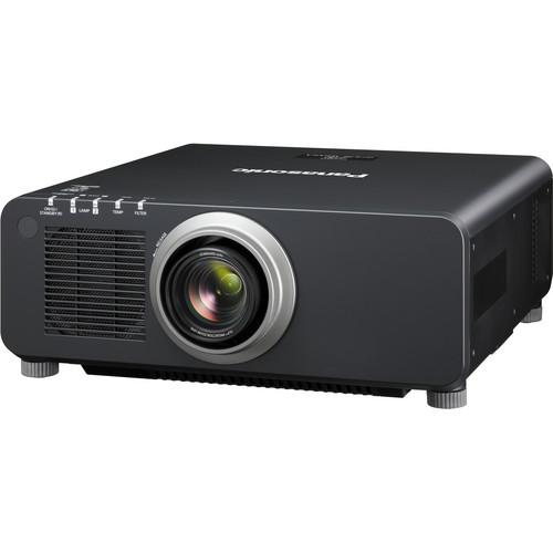Panasonic 1-Chip 8,500 Lumens DLP Projector PT-DZ870UK