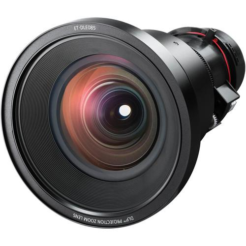 Panasonic 11.8 to 14.6mm Zoom Lens for PT-DZ870 / ET-DLE085