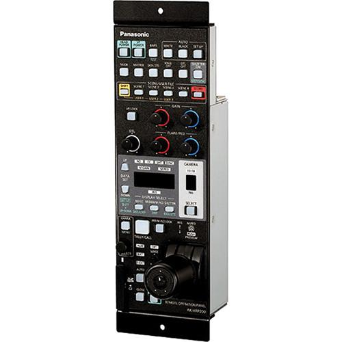 Panasonic AK-HRP200 Remote Operation Panel AK-HRP200GJ