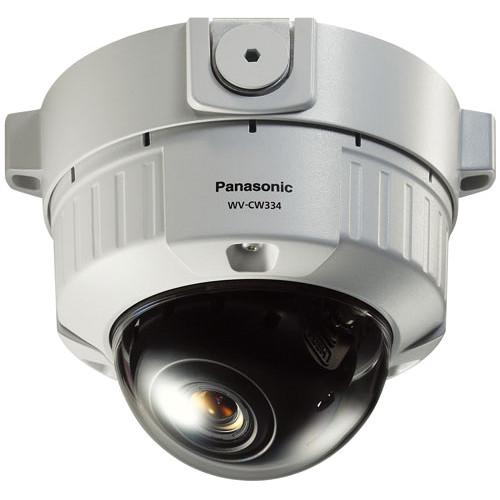 Panasonic WV-CW334S Vandal Resistant Fixed Dome Analog WV-CW334S