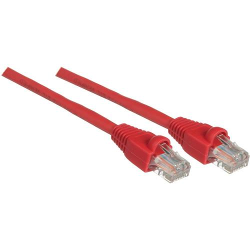 Pearstone 100' Cat6 Snagless Patch Cable (Red) CAT6-100R