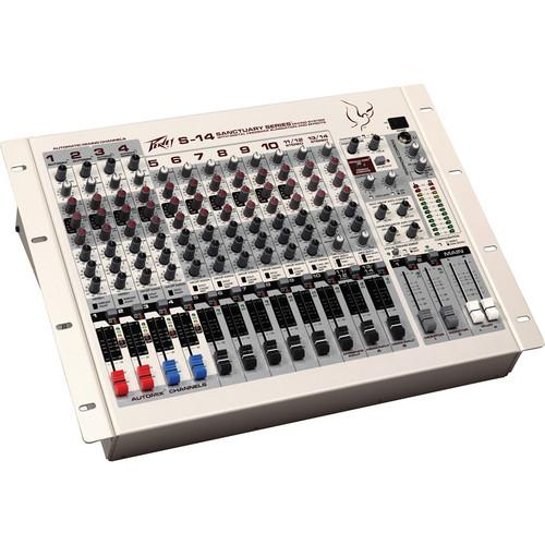 Peavey  S-14 12-Channel Mixer 00511240