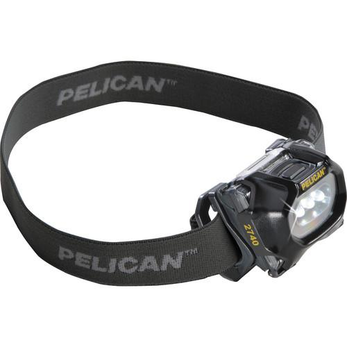 Pelican 2740 LED Headlight (Black) 027400-0100-110