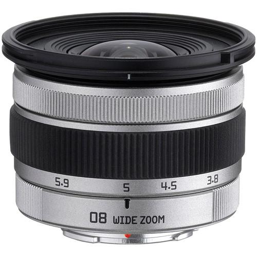 Pentax 3.8-5.9mm f/3.7-4 Zoom Lens for Q Mount Cameras 22827