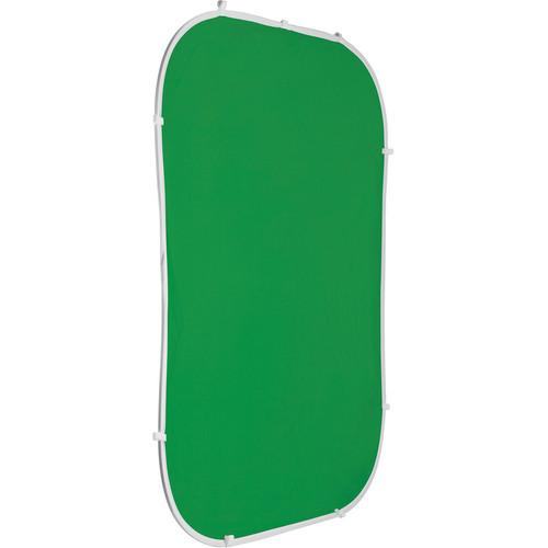 Photoflex FlexDrop Chroma Key Green Background BG-FLEXDROP