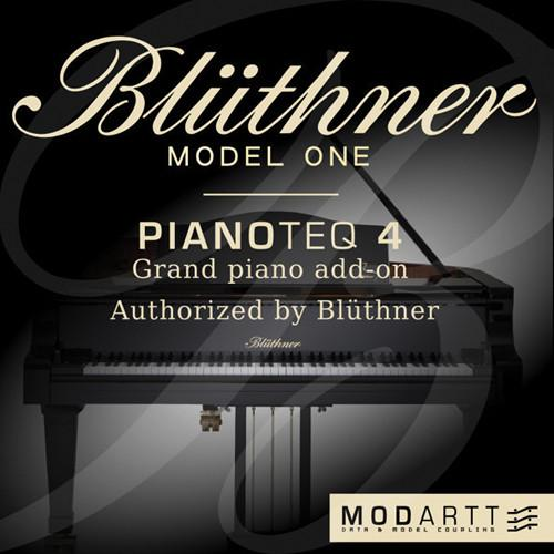 Pianoteq Bluthner Model 1 Grand Piano Add-On - 12-41315