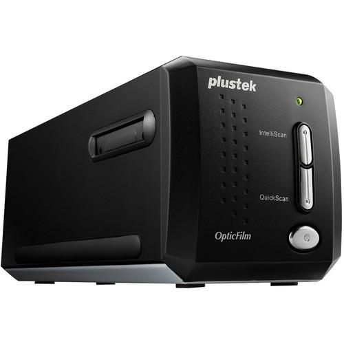 Plustek OpticFilm 8200i SE Film Scanner 783064365345