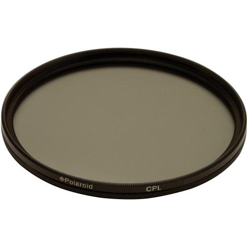 Polaroid 58mm Circular Polarizer Filter PLFILCPL58