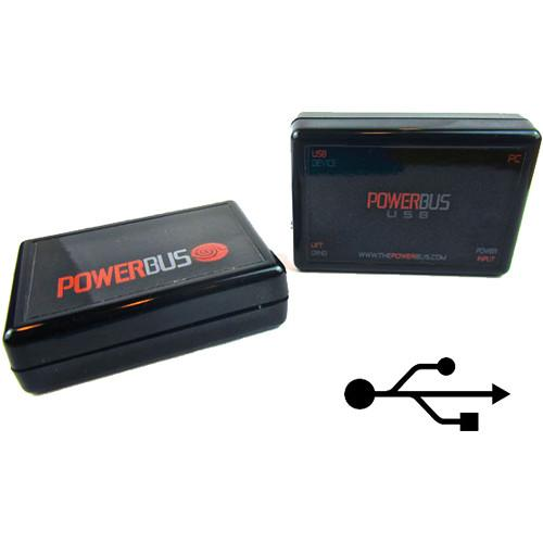 Power Bus PowerBus USB - Power Supply for USB-Powered PB-USB