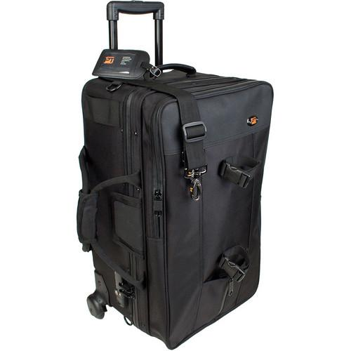 PRO TEC iPAC Carry-On Camera Case (Black) IP110WL