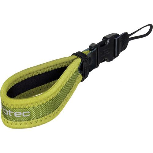 PRO TEC Neoprene Camera Wrist Strap (Tea Green) P702GT