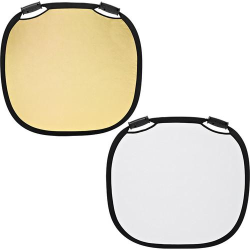 Profoto Collapsible Reflector - Gold/White - 33