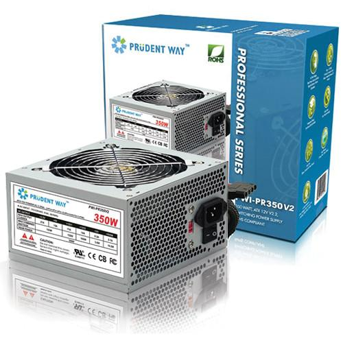 Prudent Way 350W Smart Fan Control Power Supply PWI-PR350-V2