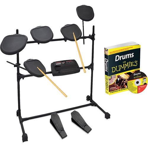 Pyle Pro PED07 Electronic All-in-One Drumming System PED07