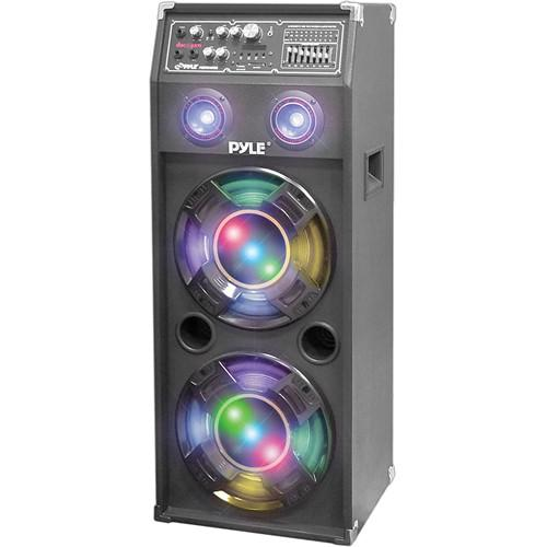 Pyle Pro PSUFM1245A Disco Jam 1,400W 2-Way Speaker PSUFM1245A