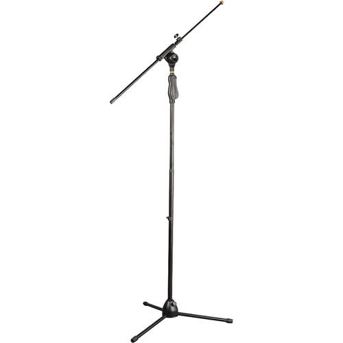Pyle Pro Universal Easy Grip Tripod Microphone Stand PMKS38