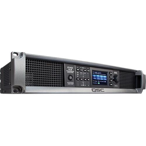 QSC  CXD4.2 Processing Amplifier CXD4.2-XX