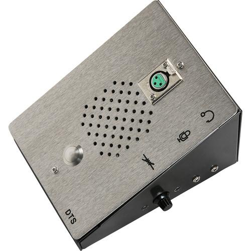 Quam-Nichols DTS1 Desktop Intercom Station with 18