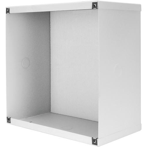 Quam-Nichols ES8-6 Square Steel Enclosure (6