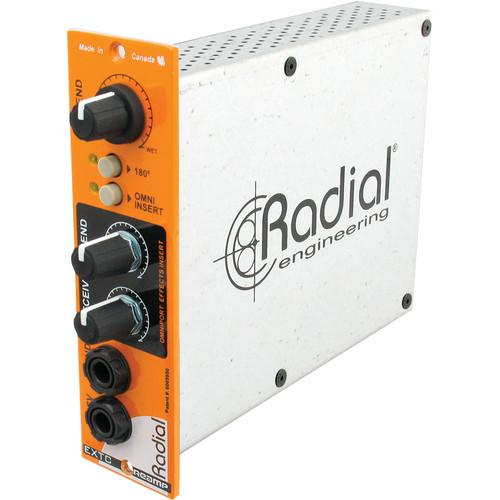 Radial Engineering EXTC-500 Guitar Effects Studio R700 0132