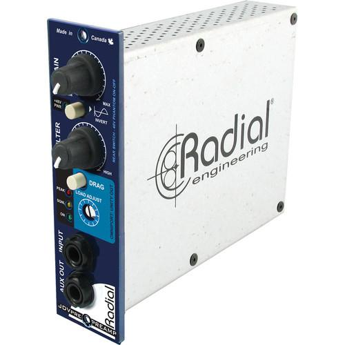 Radial Engineering JDV-Pre Instrument Preamp & DI R700 0120