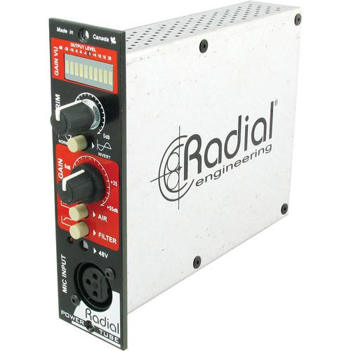 Radial Engineering PowerTube Preamplifier R700 0115
