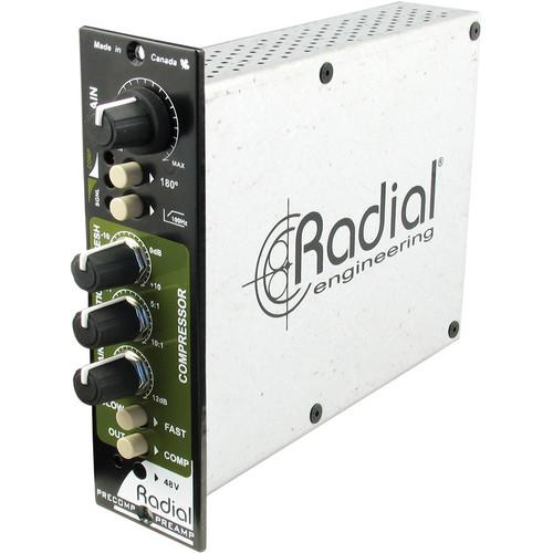 Radial Engineering PreComp Channel Strip R700 0114