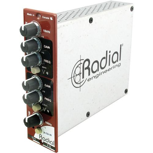 Radial Engineering Q4 100% Discrete State-Variable R700 0162