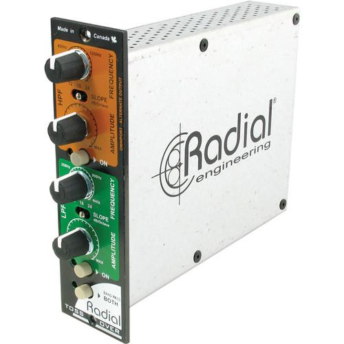 Radial Engineering Tossover Variable Frequency Divider R700 0164