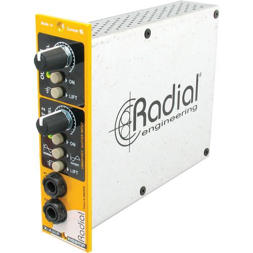Radial Engineering X-Amp 500 Reamper Module R700 0130