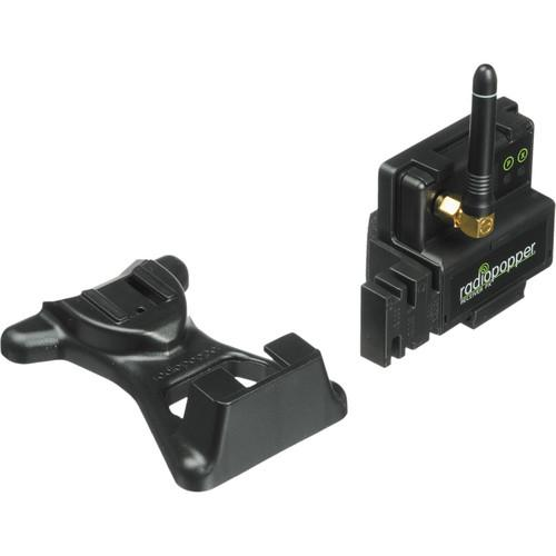 RadioPopper PX-RC Receiver with Canon Mounting Bracket E PX-RC