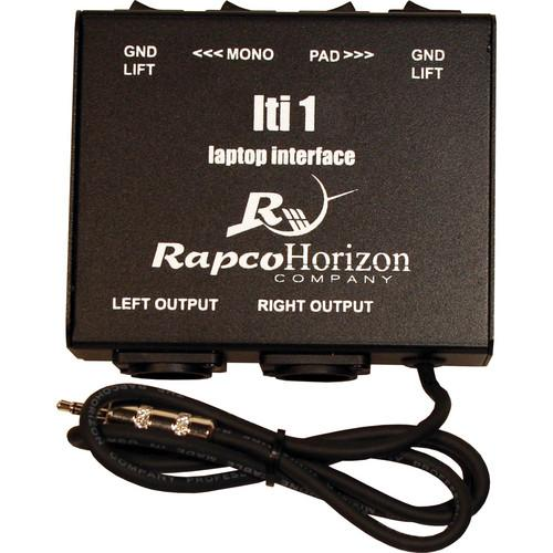 RapcoHorizon  LTI-1 Laptop Interface LTI-1