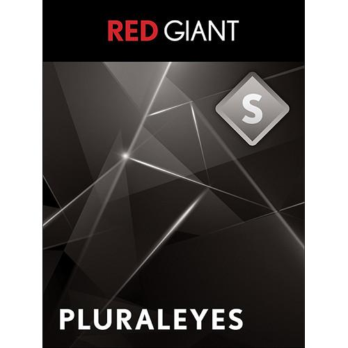 Red Giant PluralEyes 3.5 (Download) SHO-PLURALEYES-D