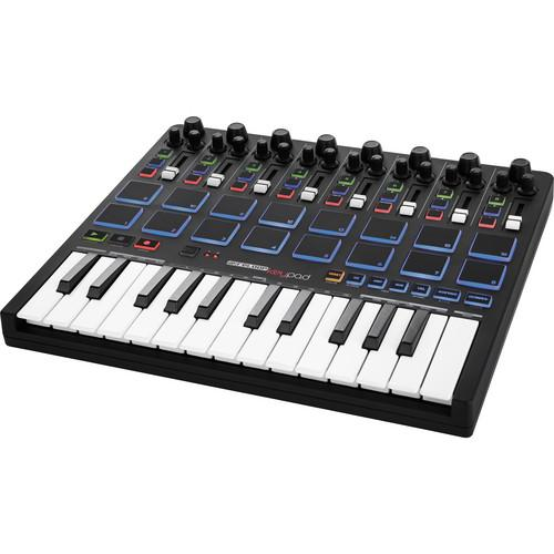 Reloop Keypad USB MIDI Keyboard for Ableton Software KEYPAD