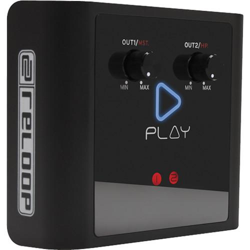 Reloop  PLAY 24-Bit USB DJ Audio Interface PLAY