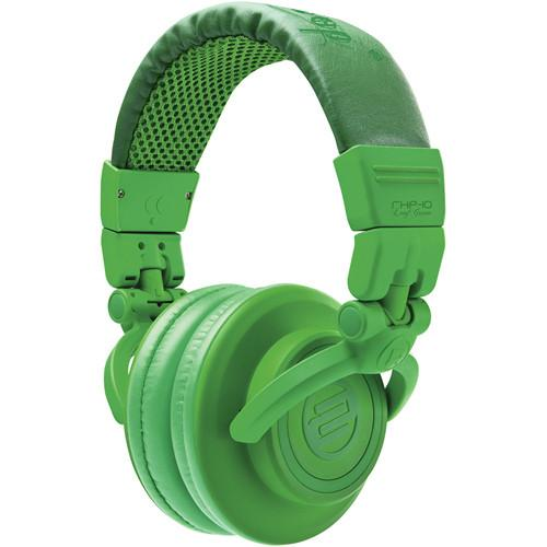 Reloop RHP-10 Professional Headphones (Leafgreen) RHP-10-LEAF