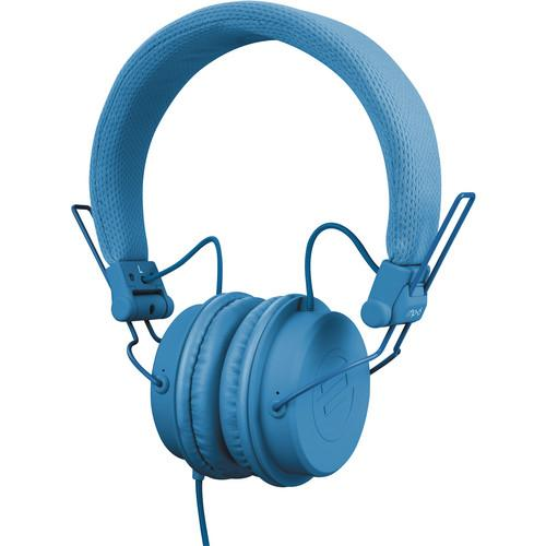 Reloop  RHP-6 Series Headphones (Blue) RHP-6-BLUE