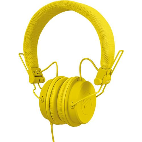 Reloop RHP-6 Series Headphones (Yellow) RHP-6-YELLOW