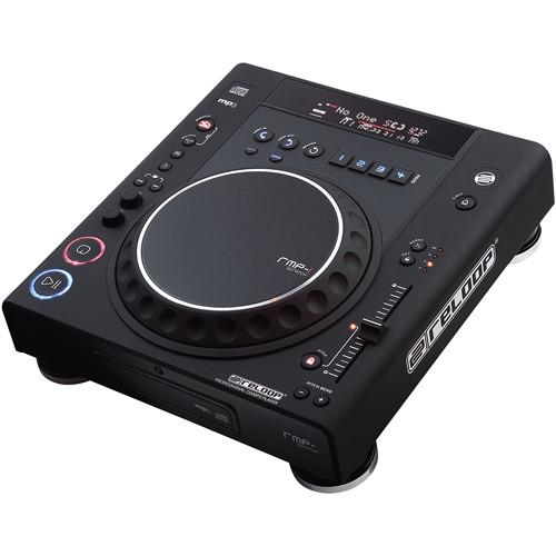 Reloop RMP-1 Scratch MK2 B CD Player (Black) RMP-1-SCRATCH-MK2