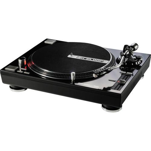 Reloop RP-7000 Direct-Drive High-Torque Turntable (Black)