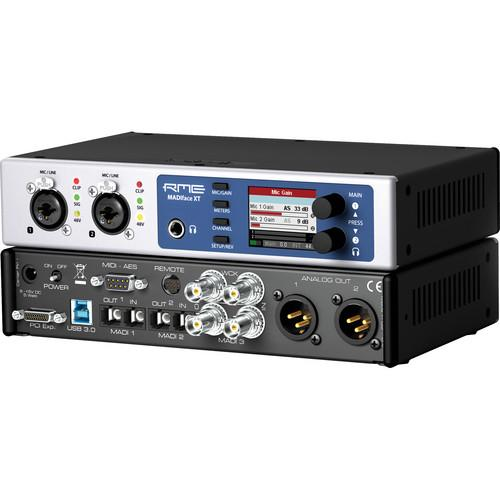 RME  MADIface XT USB 3.0 Audio Interface MADI-XT