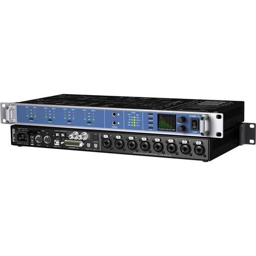 RME OctaMic XTC 8-Channel Digital Mic Preamp and USB OCTA-XTC
