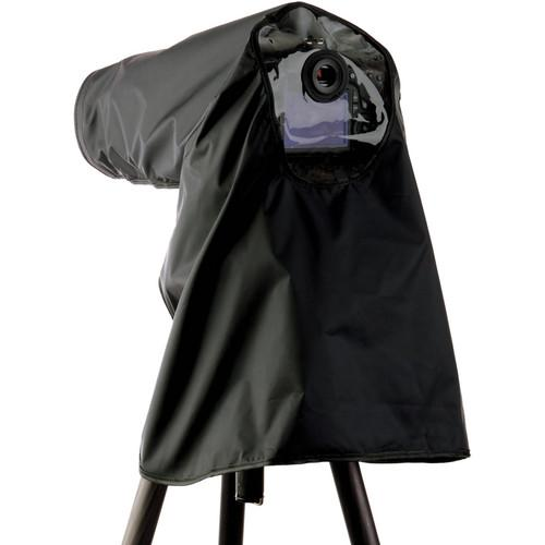 Ruggard Fabric Camera Rain Cover (Black) RC-FC500B