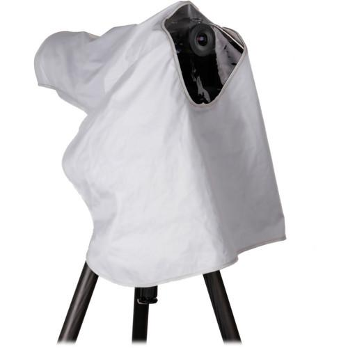 Ruggard Fabric Camera Rain Cover (White) RC-FC500