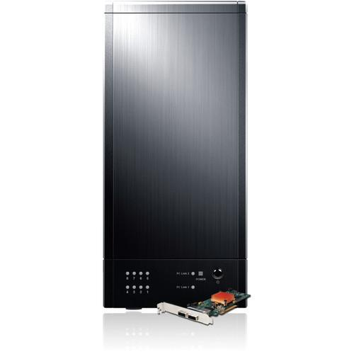 Sans Digital TR8X BHG TowerRAID 8-Bay SAS/SATA Tower KT-TR8X BHG