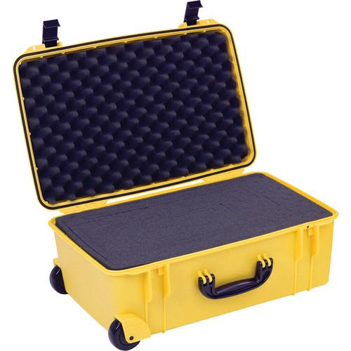 Seahorse SE-920 Hurricane SE Series Case with Foam SEPC-920FYL