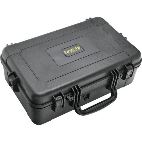 SeaLife Deluxe Waterproof Hard Case for DC1400 Camera Maxx SL948