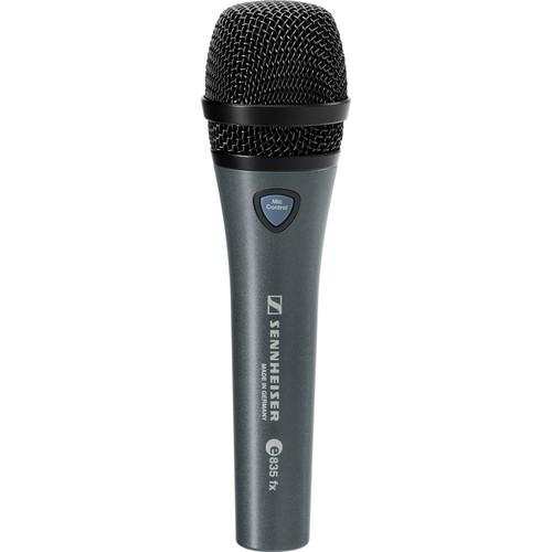 Sennheiser Evolution e 835 fx Dynamic Vocal Microphone E835FX